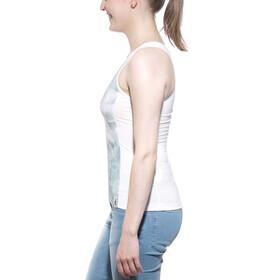 Chillaz Active Tanky Koszulka bez rękawów Kobiety Mountain Style biały